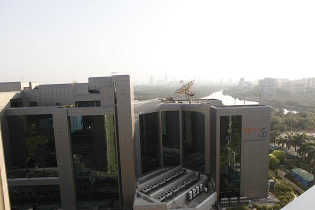 The Bandra-Kurla Complex is Mumbai's first planned commercial hub.(Hindustan Times)