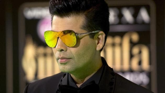 Karan Johar has become a father of two kids through surrogacy.(AP)