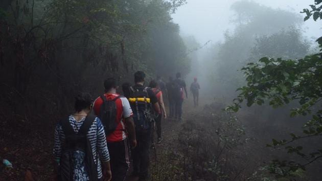 Safety comes first, say trekkers.(HT)