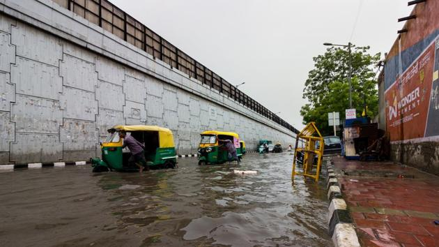 According to an industry report on Accidental Deaths and Suicides in India, 47 accidental deaths took place every hour during the year 2015 and many of these fatal accidents happened during the monsoon season.(Shutterstock)