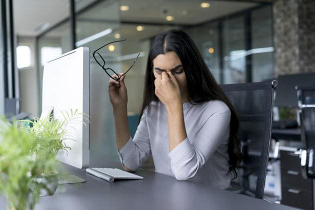 recent World Health Organisation report said over five crore Indians suffered from depression and three crore others suffered from anxiety disorders in 2015.(iStock)
