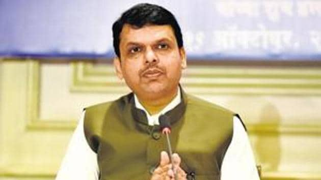 The cabinet led by CM Devendra Fadnavis said that Cidco will have to take over the project from the Konkan Irrigation Development Corporation (KIDC) in its current state.(HT FIle)