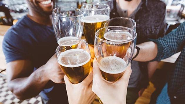 Jawahar said the government intends to allow the establishment of exclusive parlours that serve non-branded beer – which contains only a minimal amount of alcohol – instead of branded ones.(Getty Images)