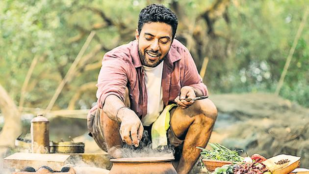 Lucknow comes naturally to me, says celebrity chef Ranveer Brar.
