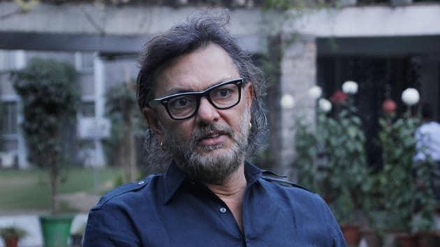 Filmmaker Rakyesh Omprakash Mehra turns 54 on July 7.(Shivam Saxena/HT Photo)