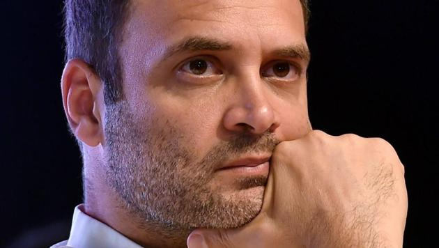 Congress confirmed on Monday Rahul Gandhi met the Chinese envoy.(PTI File Photo)