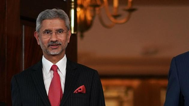 Foreign secretary S Jaishankar was responding to questions on the standoff between Indian and Chinese troops in the Dokalam area of the Sikkim sector at a lecture on 'India-ASEAN and the Changing Geopolitics'.(AFP Photo)
