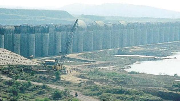 An integrated water plan for the state, first envisaged in a 2005 law, has been more than a decade late.(HT File)