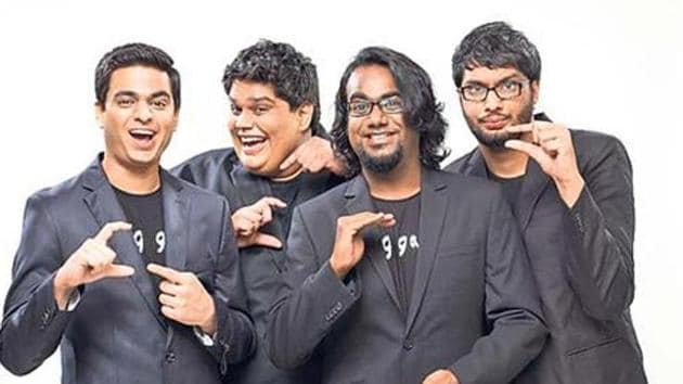 AIB landed in trouble earlier over its Roast.(File)