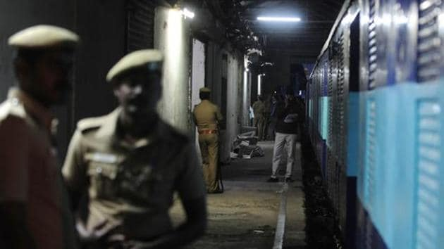 The members of a Muslim family were beaten up on a train in Uttar Pradesh's Mainpuri district.(AFP File Photo/For Representation only)