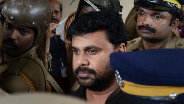 Malayalam actor Dileep was arrested on Monday in connection to the abduction and sexual assault of a popular Malayalam actor in February 2017.(PTI)