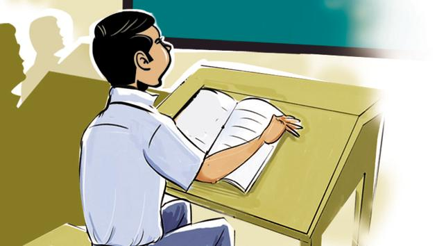 The institute will work on the lines of National Institute of Open Schooling (NIOS), which has 3,000 centres run by the Centre across India.(HT)