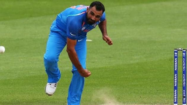 The local youths allegedly tried to barge into Mohammed Shami's house.(Getty Images)