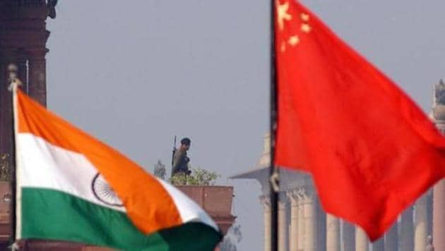 India and China have been engaged in a military standoff since early June in the Sikkim sector over the construction of a road by the Chinese army in disputed territory, which is also claimed by Bhutan.(AFP file)
