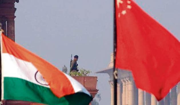 The Global Times piece was published after China's military said it conducted live-fire exercises in the remote mountainous Tibet region to test its strike capability on plateaus amid the standoff between Indian and Chinese troops in the Doklam.(AFP File Photo)