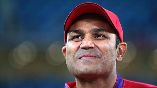 Virender Sehwag says he hasn't made any plans for the future.(Getty Images)