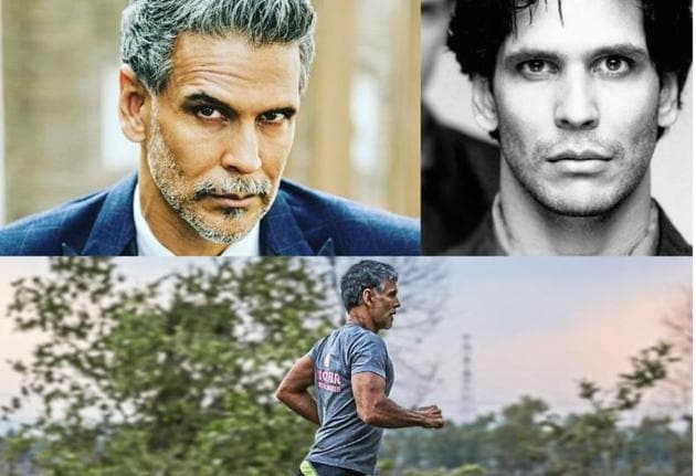A national swimming champion, Milind Soman started when he was just 9. The supermodel-actor claims he stopped exercising when he was 23 and didn't do anything till he was 38. His weight, he says, hasn't changed from what it was when he was 19 years old.(Milind Soman's Instagram)