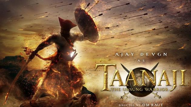 Ajay revealed in the previous tweet that he has been working on this for a long time.