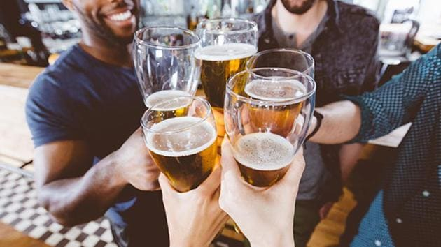 Teens, don't drink alcohol yet. It may lead to harmful drinking habits later