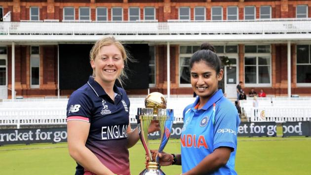 Mithali Raj-led India beat defending champions Australia to set up ICC Women's Cricket World Cup final with hosts England on Sunday.(PTI)