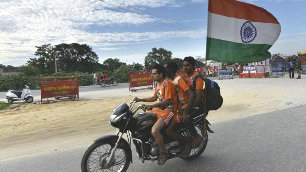 <p>A monsoon ritual once known only in pockets of the Gangetic plains, the Kanwar Yatra is today India&rsquo;s biggest annual pilgrimage. Where only a few...