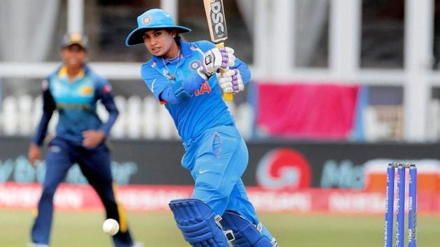 Mithali Raj will be playing in her second Women's Cricket World Cup final on Sunday.(PTI)