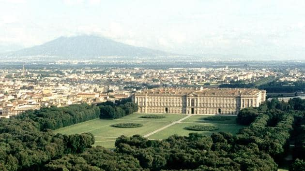 The Royal Palace of Caserta: Here's why you must see its waterfalls and fountai...