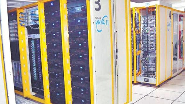 The Rs 4,500-crore project was approved by the Cabinet Committee on Economic Affairs in March last year.(Image via Centre for Development of Advanced Computing website)
