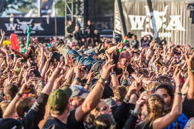 Don't miss these 5 rock festivals if you're holidaying in Europe this August