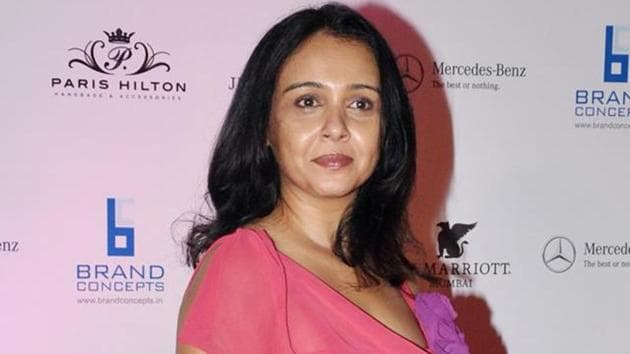 "Singer and actress Suchitra Krishnamoorthi posted a tweet saying,""To be waking up entire neighbourhood at 5 am is not civilized"".(Getty Images)"