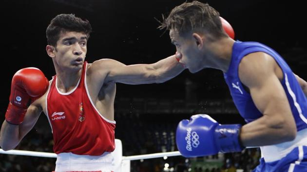 India's Shiva Thapa won the gold in 60 kg category at the tournament.(AP)