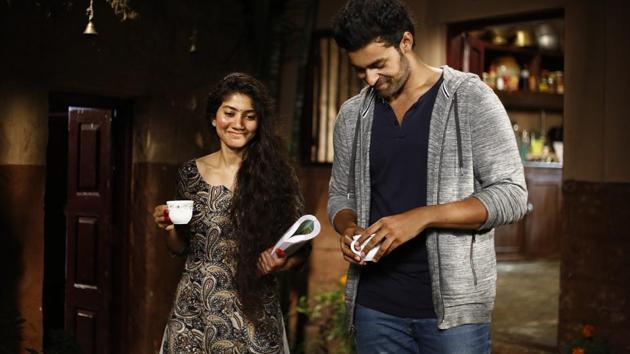 Fidaa marks Sai pallavi's Telugu debut.