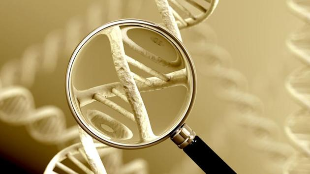 Representative photo of human DNA. The implications of creating regional and national level DNA databanks need to be fully understood and publicly debated. DNA is not foolproof – false matches can take place for multiple reasons.(Shutterstock)
