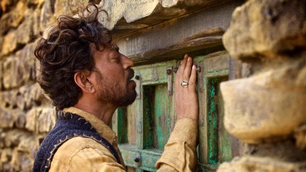 Irffan Khan worked with Anup Singh in Qissa: The Tale of a Lonely Ghost.