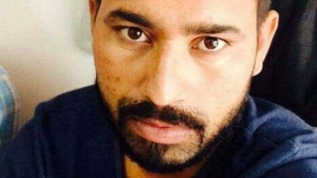 Harvinder Singh (24), the victim