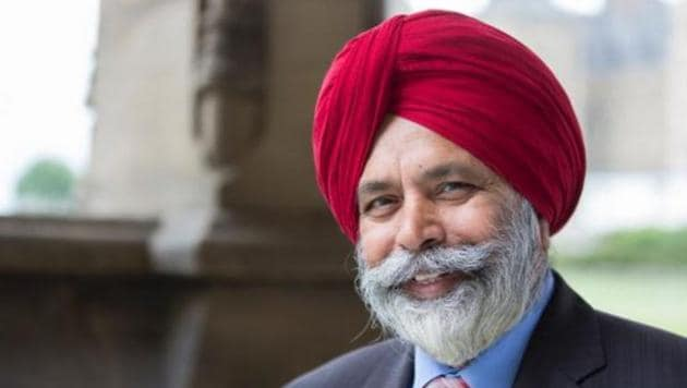 Liberal Party Mp Darshan Kang, who is facing allegations for sexual harassment.(Credit: dkang.liberal.ca)