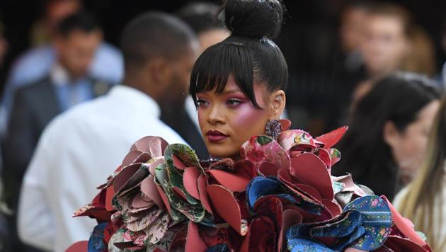 Liked Rihanna's pink eye make-up? Here's why this look is the hottest trend this...