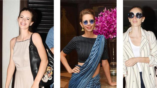 Take 5: Kalki Koechlin's style outings you can't miss
