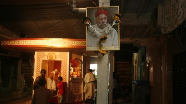 This year, the Ganesh mandal at the now famous Keshavji Naik Chawl is celebrating its 125th anniversary.(File)
