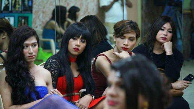 More than 1500 transgenders from across the country have auditioned for the first ever transgender beauty contest in India.