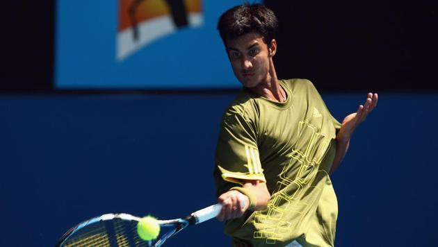 Yuki Bhambri crashed out of the US Open men's singles qualifiers.(Getty Images)