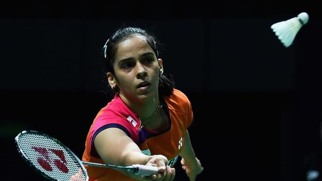 Saina Nehwal only Indian to be ranked world No 1 by the Badminton World Federation (BWF).(Getty Images for Falcon)