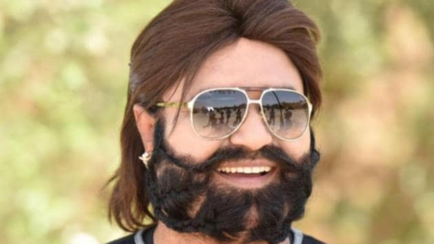 One major argument that held up the case for three years — 2010 to 2013 — was the application moved by the Ram Rahim in the trial court to seek specimen signatures and handwriting samples of one of the victims.(Ram Rahim's Facebook)