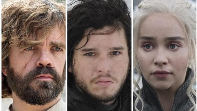 Tyrion, Jon Snow, and Daenerys have come a long way.
