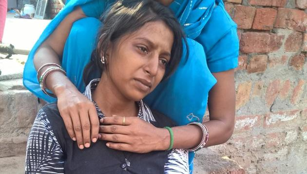 Sanjana's uncle Rama Shankar (35) had called the police and confessed to the murder on Saturday afternoon. He allegedly committed the crime on Friday night.(Picture: Sourced)