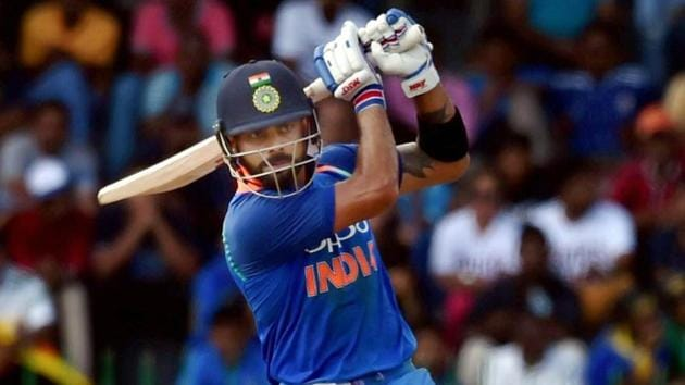 Live streaming and live cricket score of India vs Sri Lanka, 4th ODI, Colombo was available online. India thrashed Sri Lanka by 168 runs to go 4-0 up in the five-match series.(PTI)