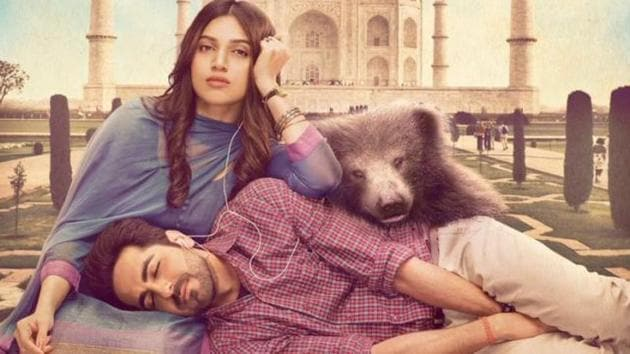 Ayushmann Khuranna and Bhumi Pednekar play lead roles in Shubh Mangal Saavdhan.