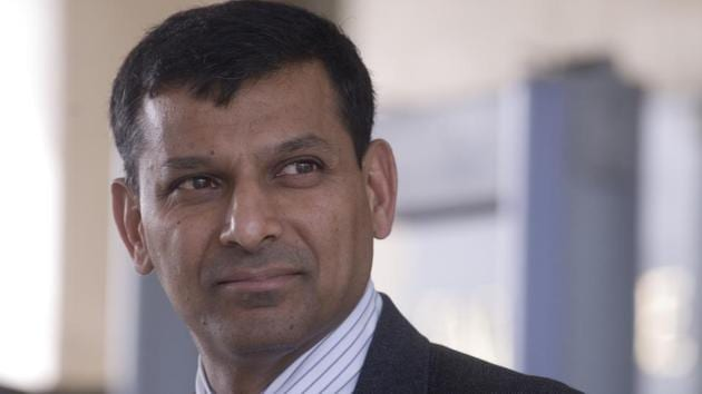 Former Reserve Bank of India governor Raghuram Rajan's book I Do What I Do is a compilation of his speeches from his days at the central bank.(File Photo)