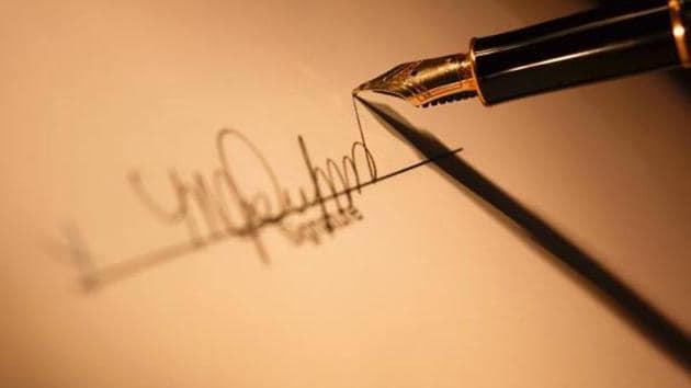 The letter also bore the minister's office seal.(Representative Photo)