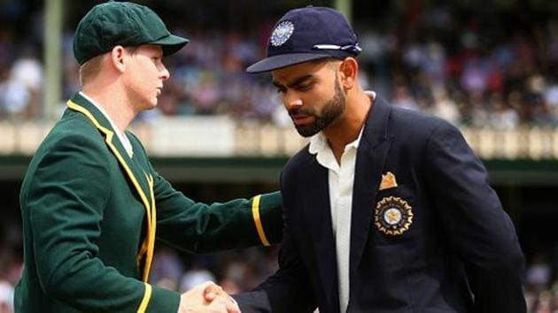 The India vs Australia series which begin on September 17 will be played according to the existing ICC rules. The new rules will come into effect from September 28.(Cricket Australia/Getty Images)